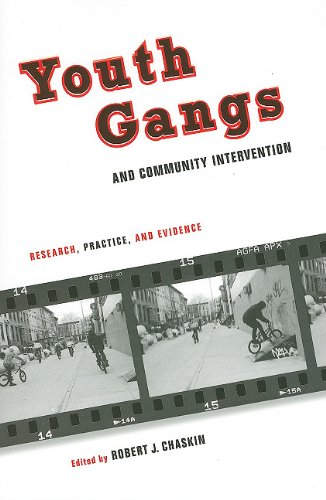 Youth Gangs and Community Intervention Research, Practice, and Evidence  2010 9780231146852 Front Cover