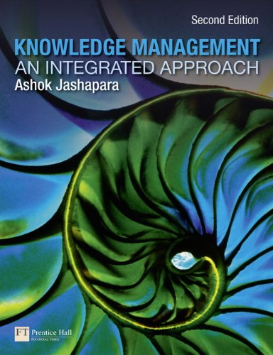 Knowledge Management An Integrated Approach 2nd 2011 (Revised) 9780273726852 Front Cover