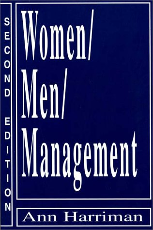 Women/Men/Management  2nd 1996 9780275946852 Front Cover