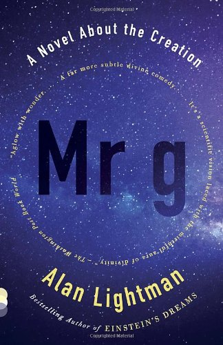 Mr. G A Novel about the Creation N/A edition cover