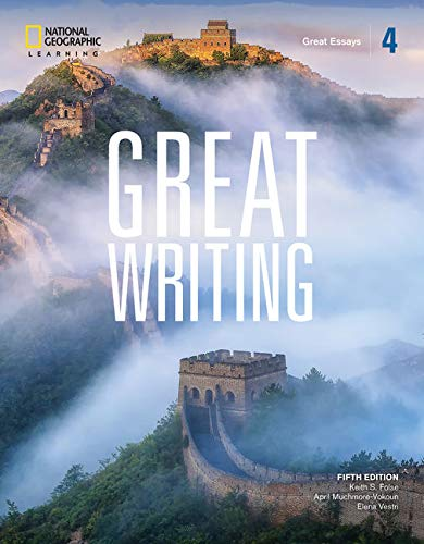 Great Writing: Great Essays  2019 9780357020852 Front Cover