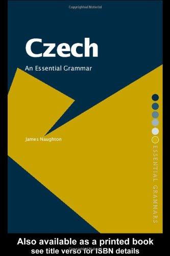 Czech   2004 edition cover