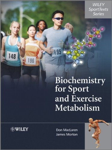 Biochemistry for Sport and Exercise Metabolism   2011 9780470091852 Front Cover