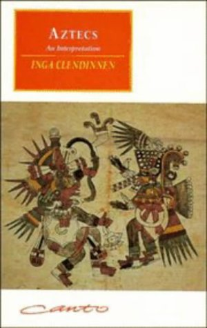 Aztecs An Interpretation  1995 edition cover