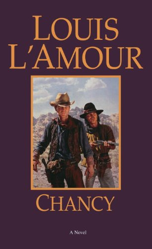 Chancy A Novel  1968 9780553280852 Front Cover