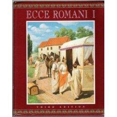 Ecce Romani 3rd 2000 (Student Manual, Study Guide, etc.) edition cover