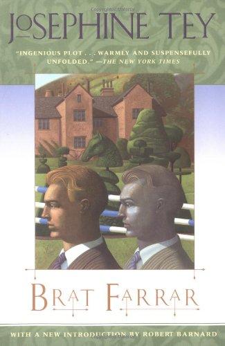 Brat Farrar   1997 edition cover