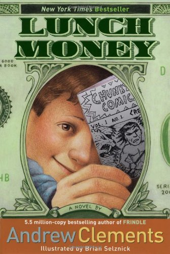 Lunch Money   2007 edition cover