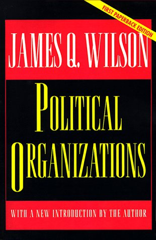 Political Organizations  2nd 1995 (Revised) edition cover
