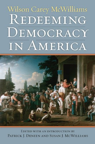 Redeeming Democracy in America   2011 edition cover