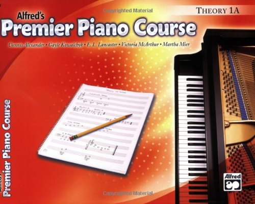 Alfred's Premier Piano Course Theory 1A  N/A edition cover