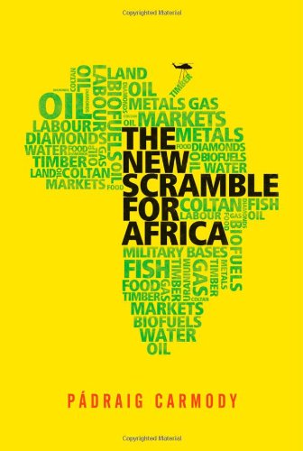 New Scramble for Africa   2011 edition cover
