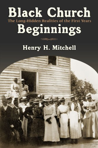 Black Church Beginnings The Long-Hidden Realities of the First Years  2004 edition cover