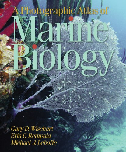 Photographic Atlas of Marine Biology  N/A edition cover