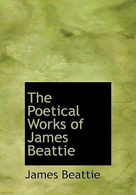 Poetical Works of James Beattie N/A 9781113869852 Front Cover