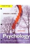 Psychology Concepts and Connections 9th 2013 edition cover