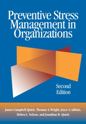 Preventive Stress Management in Organizations  2nd 2013 (Revised) edition cover