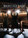 Back Stage Pass A Survey of American Musical Theater Revised  9781465223852 Front Cover