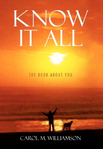 Know It All: The Book About You  2012 edition cover
