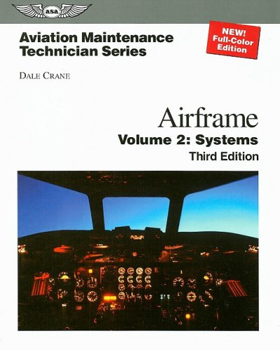 Airframe - Systems  3rd 2008 edition cover