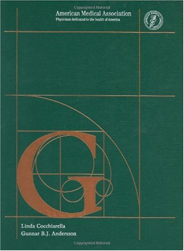 Guides to the Evaluation of Permanent Impairment  5th 2001 edition cover