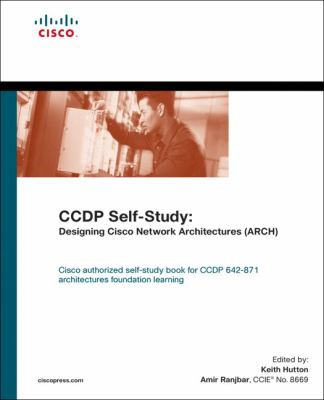 CCDP Self-Study Designing Cisco Network Architectures (ARCH)  2005 edition cover
