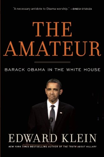 Amateur Barack Obama in the White House  2012 edition cover