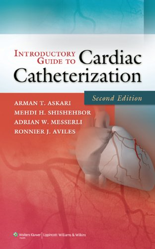 Introductory Guide to Cardiac Catheterization  2nd 2011 (Revised) edition cover