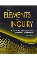 Elements of Inquiry A Guide for Consumers and Producers of Research  2009 edition cover