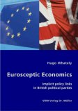 Eurosceptic Economics N/A 9783836414852 Front Cover