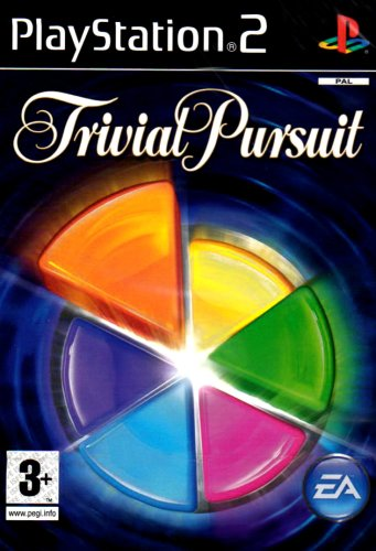 Trivial Pursuit (PS2) by Electronic Arts PlayStation2 artwork