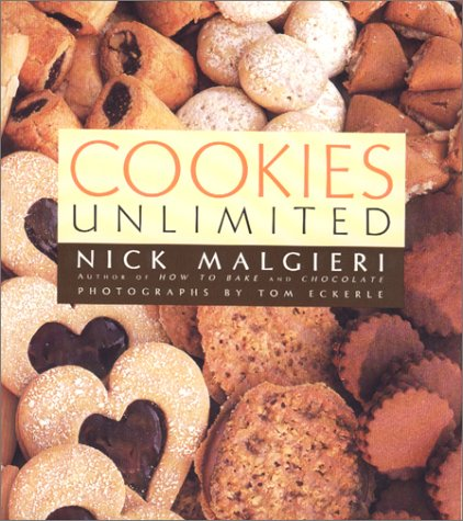 Cookies Unlimited   2000 9780060192853 Front Cover