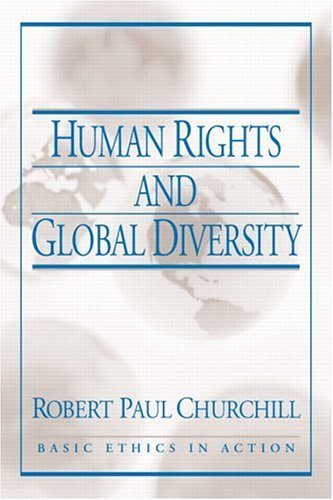 Human Rights and Global Diversity   2006 edition cover