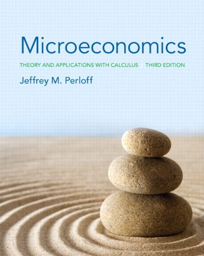 Microeconomics Theory and Applications with Calculus Plus NEW MyEconLab with Pearson EText -- Access Card Package 3rd 2014 9780133423853 Front Cover