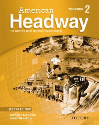 American Headway  2nd (Workbook) edition cover