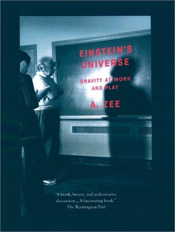 Einstein's Universe Gravity at Work and Play  2001 edition cover