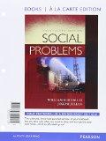 Social Problems, Books a la Carte Edition  14th 2012 edition cover