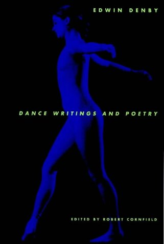 Dance Writings and Poetry   1999 9780300069853 Front Cover