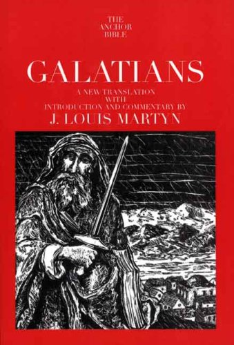 Galatians   2004 edition cover