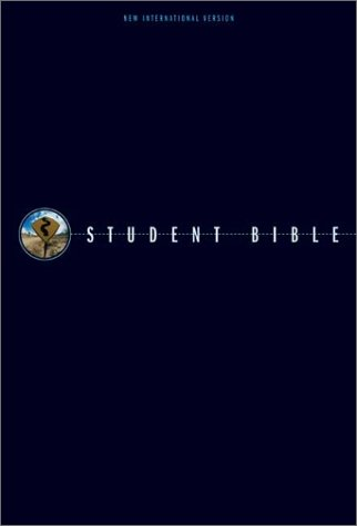 NIV Student Bible   2002 (Revised) 9780310927853 Front Cover