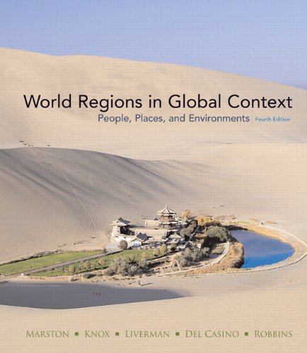 World Regions in Global Context People, Places, and Environments 4th 2011 edition cover