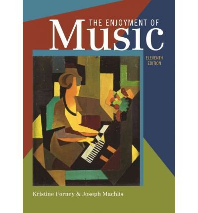 Enjoyment of Music  10th 2007 edition cover