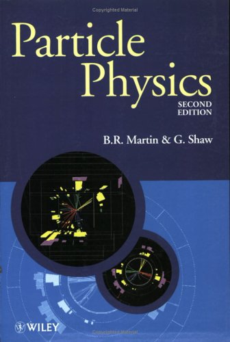 Particle Physics  2nd 1997 (Revised) 9780471972853 Front Cover