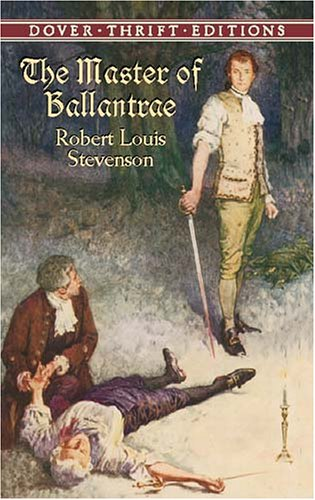 Master of Ballantrae   2003 9780486426853 Front Cover