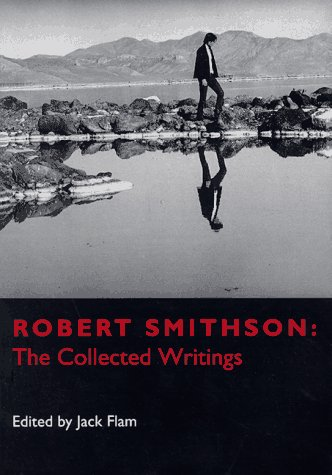 Robert Smithson The Collected Writings 2nd 1996 edition cover