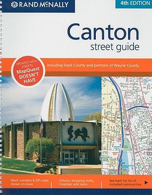 Atlas Canton 08   2008 9780528872853 Front Cover