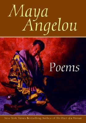 Poems Maya Angelou  1986 (Large Type) 9780553379853 Front Cover