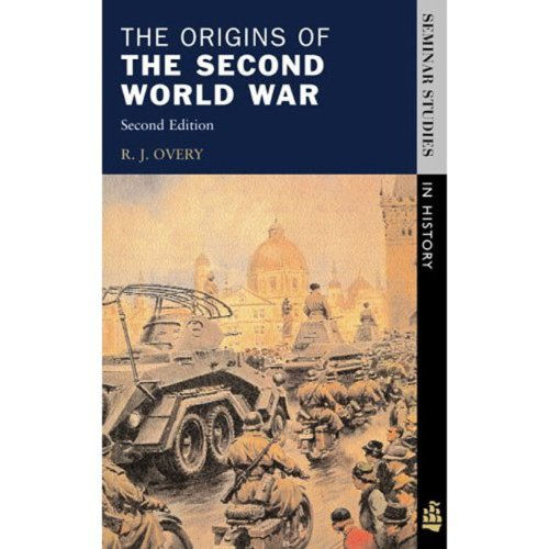 Origins of the Second World War  2nd 1998 (Revised) edition cover