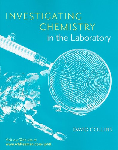 Investigating Chemistry A Forensic Science Perspective  2006 (Lab Manual) edition cover