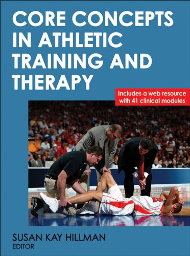 Core Concepts in Athletic Training and Therapy   2012 edition cover